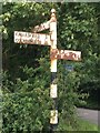 NY1125 : Direction Sign – Signpost by H Stamper