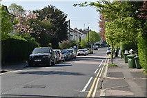 TQ5840 : Deserted Upper Grosvenor Rd by N Chadwick