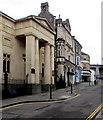 SO2800 : Grade II (Star) Listed 19th century church, Crane Street, Pontypool by Jaggery