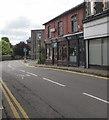 SO2800 : East along Market Street, Pontypool by Jaggery
