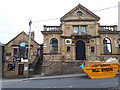 SE2729 : Former Mount Zion chapel, Elland Road, Churwell by Stephen Craven