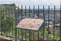 NT2674 : Viewpoint, Calton Hill Edinburgh by Jim Barton