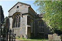 TQ5935 : Church of St Alban by N Chadwick