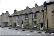 SK2176 : North Cottage, Church Cottage and Church View, Church Street, Eyam by Jo Turner