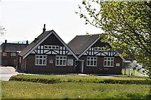 TQ5935 : Village Hall, Frant by N Chadwick