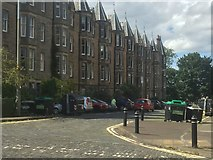 NT2572 : Marchmont Street by Richard Webb