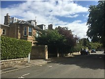 NT2572 : Palmerston Road by Richard Webb