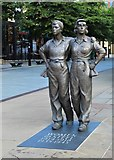 SK3587 : Women Of Steel by Dave Pickersgill