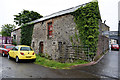 H3562 : Old stone walled buildings, Dromore by Kenneth  Allen