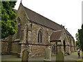 SJ8257 : All Saints, Odd Rode: south side by Stephen Craven