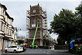 C2502 : Renovations to St Eunan Cathedral, Raphoe by Kenneth  Allen