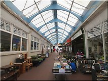 TQ0202 : Inside The Arcade by Sandy B