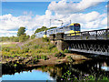 SD7909 : Tram Crossing the Irwell by David Dixon