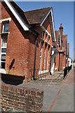 TQ5839 : The School House, Calverley St by N Chadwick