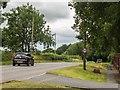 SK3415 : Measham Road, Ashby-de-la-Zouch by Oliver Mills