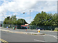 SE3128 : Exit from Middleton Waste Recycling Centre by Stephen Craven