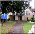 ST6390 : Roman Catholic church, Thornbury by Jaggery