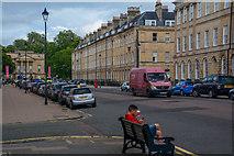 ST7565 : Bath : Great Pulteney Street by Lewis Clarke