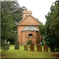 SK7251 : Church of St Denis, Morton by Alan Murray-Rust
