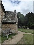 SU2991 : St John, Fernham: churchyard (d) by Basher Eyre
