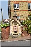 TQ5840 : Water fountain, Camden Rd by N Chadwick