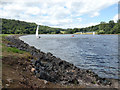 SO7678 : Sailing boats on Trimpley Reservoir by Mat Fascione