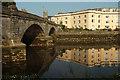 SX8060 : Totnes Bridge by Derek Harper