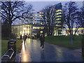SP0483 : Footpath to Queen Elizabeth Hospital, Birmingham by Robin Stott