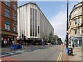 SJ8398 : Deansgate, House of Fraser by David Dixon