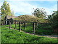 SO9568 : Avoncroft Museum - ice house by Chris Allen