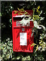 TG1220 : The Hall Postbox by Adrian Cable