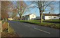 ST7164 : Newton Road, Twerton by Derek Harper