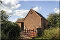 SP0260 : Vernacular farm buildings at Tarbridge farm by P Gaskell