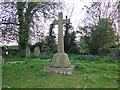 TM4978 : Reydon War Memorial by Adrian S Pye