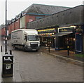 ST3088 : The Henry Bessemer Workington in Cambrian Road, Newport by Jaggery