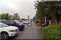 NZ3037 : Durham Services,  A1(M), Junction 61 by habiloid