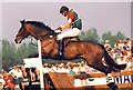 ST8083 : Badminton Horse Trials, Gloucestershire 1995 by Ray Bird