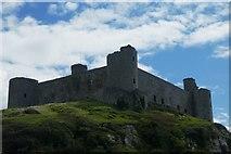 SH5831 : Harlech Castle by DS Pugh