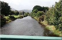 J3731 : Tullybranigan River in Island's Park by Eric Jones