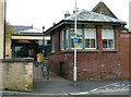 SS5533 : Former Barnstaple Town Station by Chris Allen