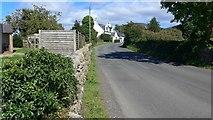 NR9130 : Houses at Shedog, Arran by Gordon Brown