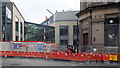 SE1633 : Broadway redevelopment, Market Street, Bradford by habiloid