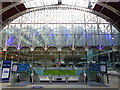 TQ2681 : Escalators to the underground station, Paddington Station by Robin Sones