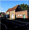 ST6390 : Former public toilets, Quaker Lane, Thornbury by Jaggery