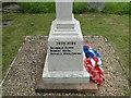 TM1690 : Great Moulton WW2 War Memorial by Adrian S Pye