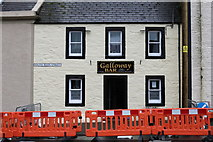 NX4355 : Galloway Bar, Wigtown by Billy McCrorie