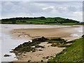 SD3181 : Leven estuary, Greenodd Sands by David Dixon