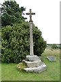 TG0442 : Wiveton War Memorial by Adrian S Pye