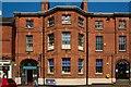 SK3516 : Mantingolm House, 87 Market Street, Ashby-de-la-Zouch by Oliver Mills