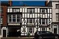 SK3516 : The Queen's Head Inn, 79 Market Street, Ashby-de-la-Zouch by Oliver Mills